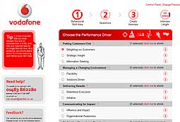 vodafone group core competencies Leadership core competencies the 28 leadership core competencies are divided into five levels definitions are listed facilitates cooperation and motivates team members to accomplish group goals customer service: anticipates and meets the needs of both internal and external.