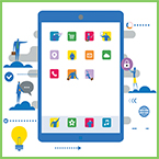 e-Valuate runs on iPads and laptops to seamlessly deliver results in your assessment and development centres